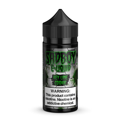 Sadboy Lime Cookie 100ml / 0mg