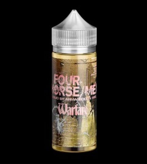 Four Horsemen - Warfare - 0mg - 100ml