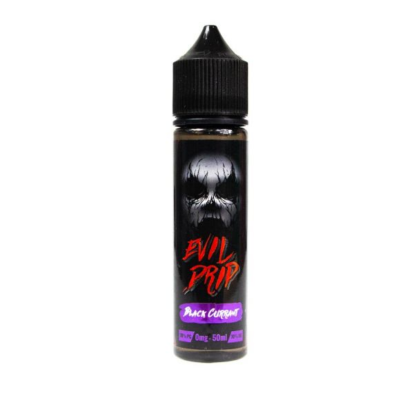 Black Currant by Evil Drip 0mg / 50ml