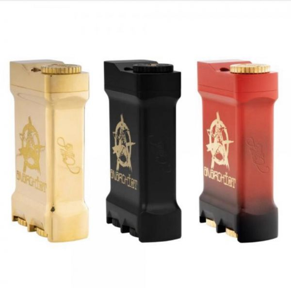 The Colab Box Mod by Plan B & Anarchist MFG - parallel
