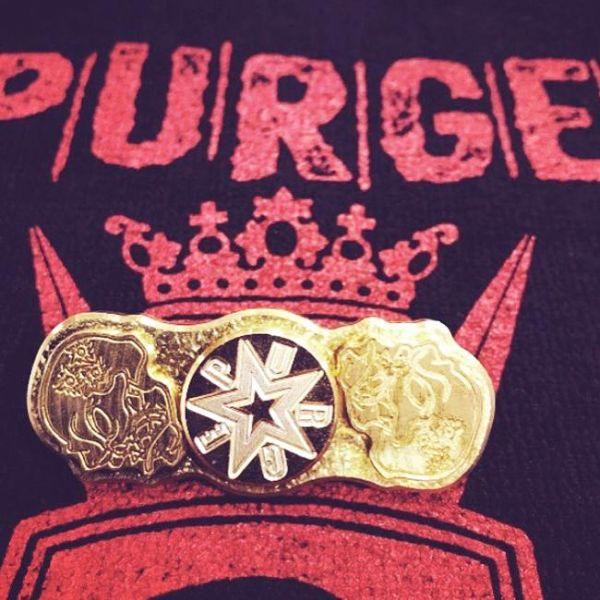 Purge Fidget Spinner
