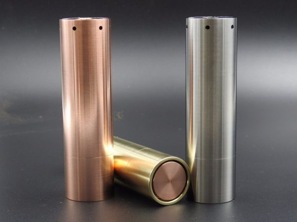Kennedy Roundhouse V2 24mm - brass / messing