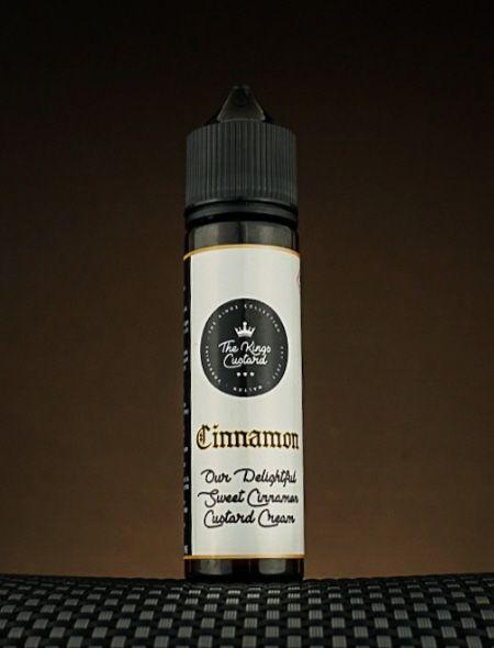 Kings Custard - Cinnamon Custard - 0mg - 50ml