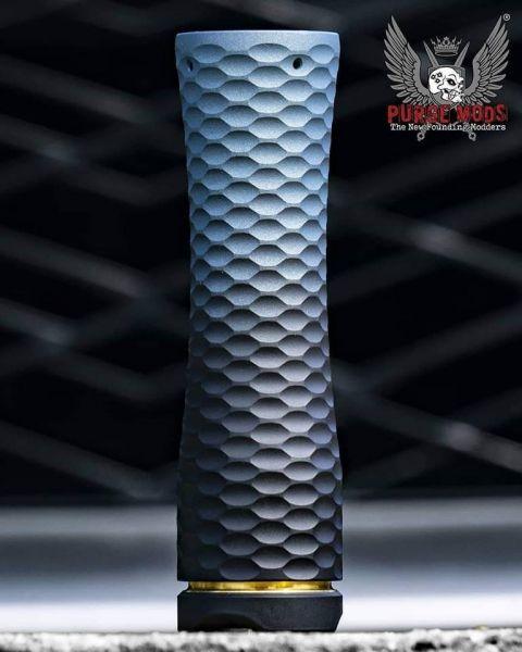 Purge Viper Mech - 21700 - Blue / Black Fade