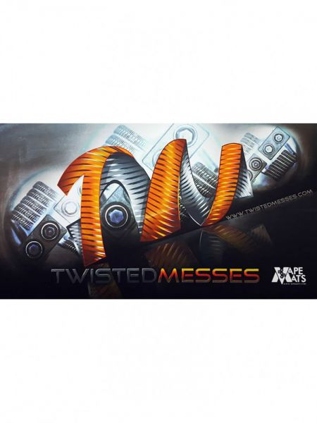 Twisted Messes VapeMat