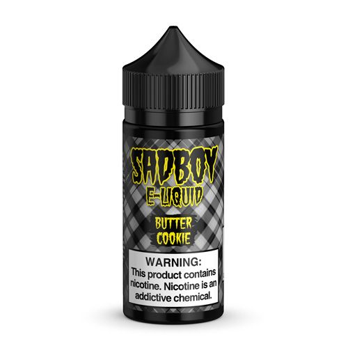 Sadboy Butter Cookie 100ml / 0mg