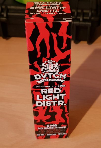 Dvtch - MIX SERIES - Red light district - 0mg/50ml