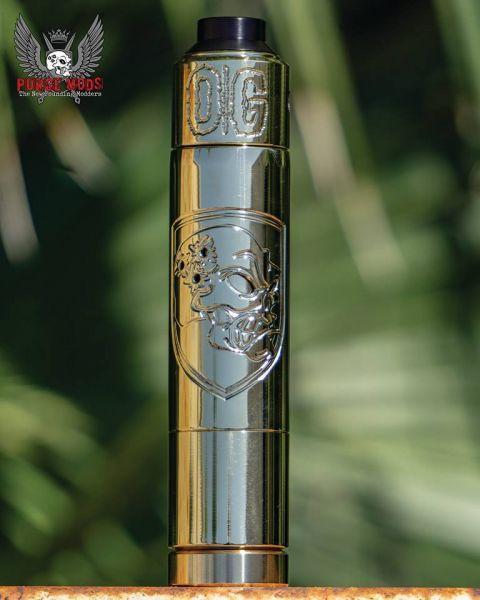 Skull & Shield 21700 mit OG Cap - 2 Farben