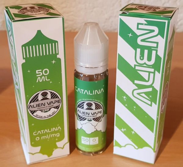 Alien Vape Catalina - 50ml - 0mg