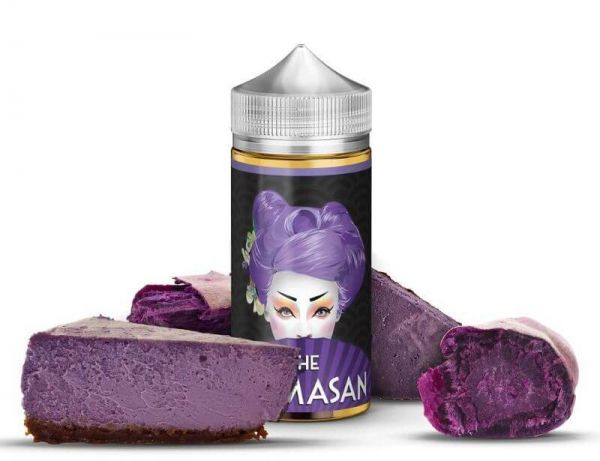 Mamasan Purple Cheesecake - 50ml - 0mg