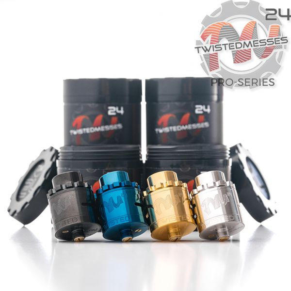 Twisted Messes 24 Pro Series RDA