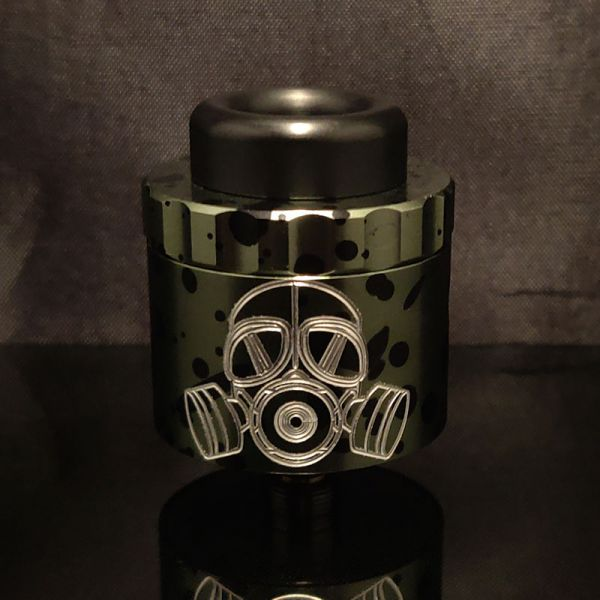 Apocalypse 25mm RDA - GEAR LIMITED EDITION - 6 Farben