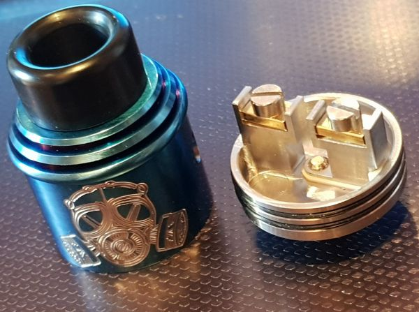 Apocalypse RDA polished blue