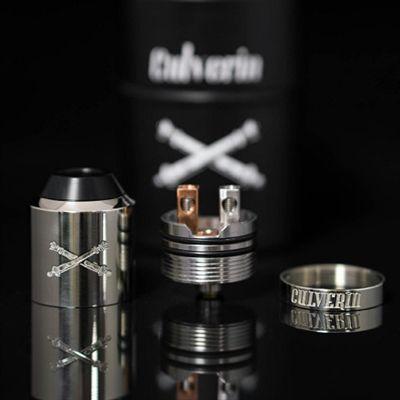 Culverin RDA - white brass