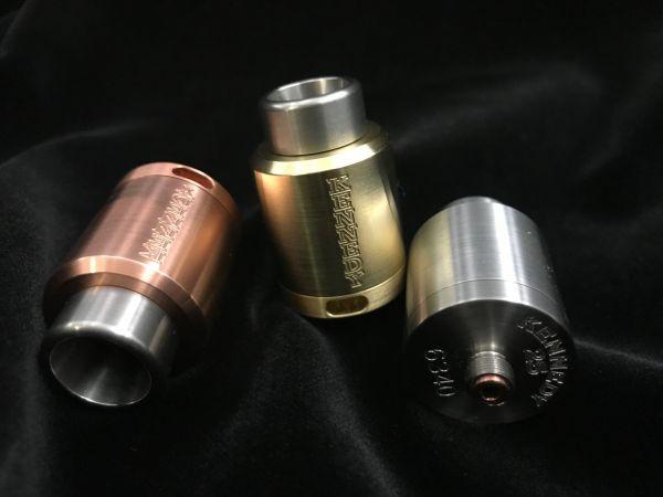 Kennedy RDA - 25 mm - 3 Farben