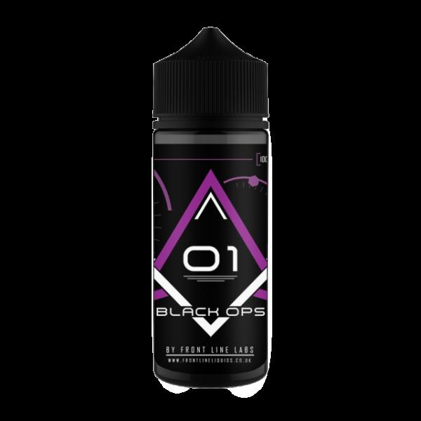 Black Ops Black Currant 0mg / 100ml