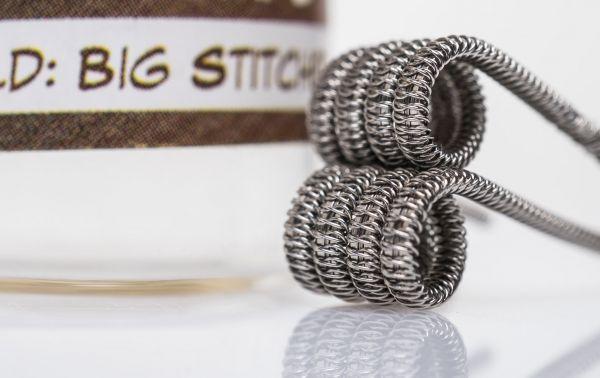 Big stitched Alienwire 4x4