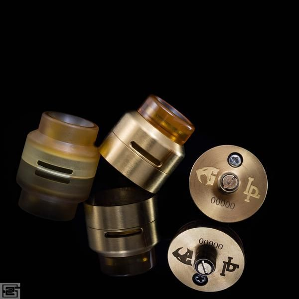 Goon LP - matt gold - 24mm
