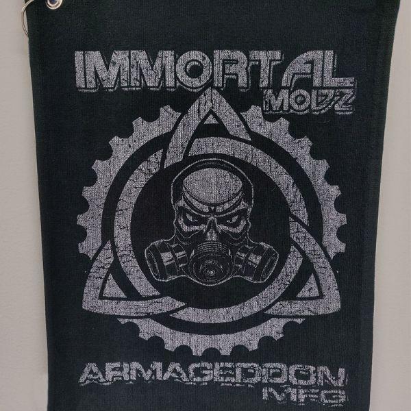 Vape Rag - Armageddon MFG / Immortal Modz