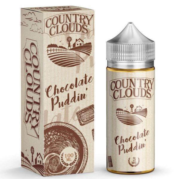 Chocolate Puddin - 100ml - 0mg