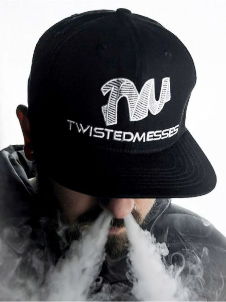 Twisted messes Snapback