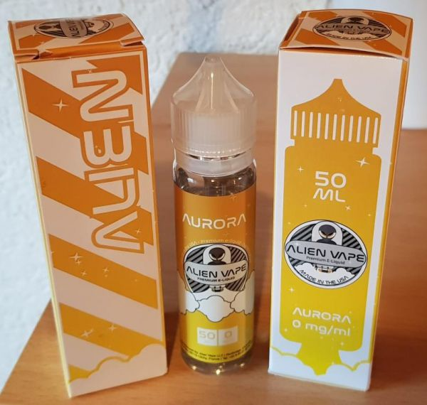 Alien Vape Aurora - 50ml - 0mg
