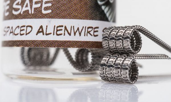 Spaced Alienwire Staple 4x4