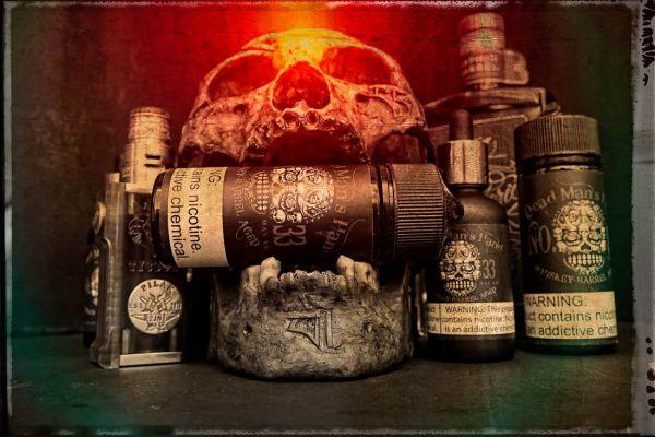 Dead Mans Hand Elixir - 5 Flavors - 0mg - 50ml / Flasche
