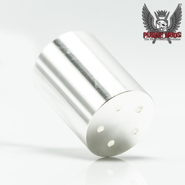 Solid Silver Cup für Slim Piece