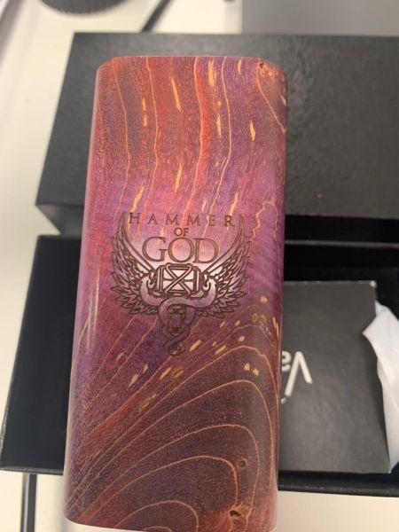 Hammer of God Limited Stabwood Edition - 3 Farben
