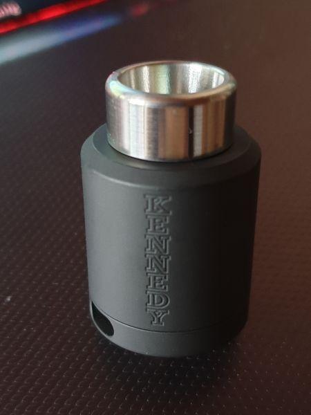 Kennedy RDA black ceracote - 25 mm - 4 Farben +++