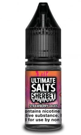 Ultimate Salts - Sherbert (Sorbet) - 20mg/10ml - 5 flavours