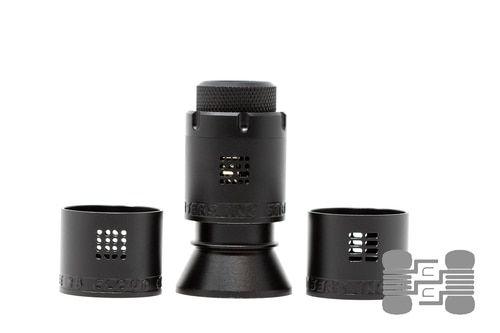CCI Strife RDA - 28,5mm - viel Zubehör - 8 Farben