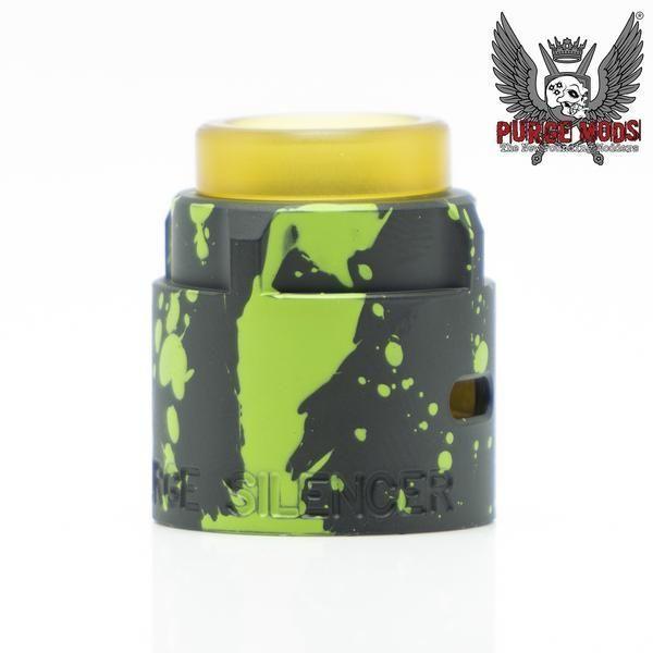 Purge Carnage RDA Slam Cap - Silencer 25 Zombie Splatter