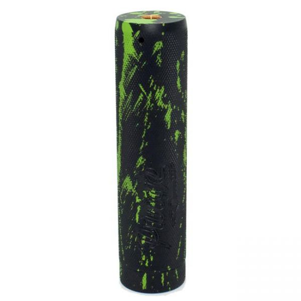 Purge - The Truck - knurled - Zombie splatter - copper STACKED
