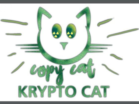 Copy Cat Krypto Cat