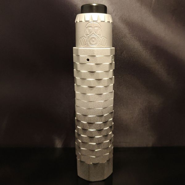 Doom Diamond - coated full Kit mit Apocalypse B1 - grey silver