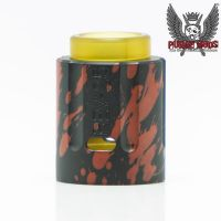 Purge Carnage Slam Cap - REV-25 in blood splatter