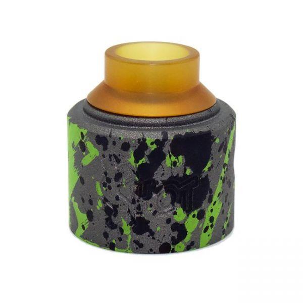 Purge Money Shot Cap - Tungsten green splatter