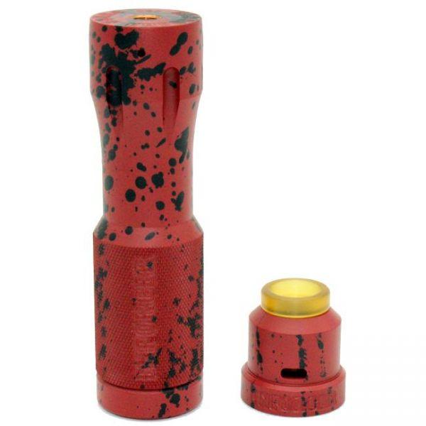 Purge Enforcer - Red Black Splatter - 20700/21700