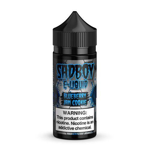 Sadboy Blueberry Jam Cookie 100ml / 0mg
